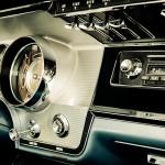US-Car Buick Electra 225 Baujahr 1964 Blau Metallic