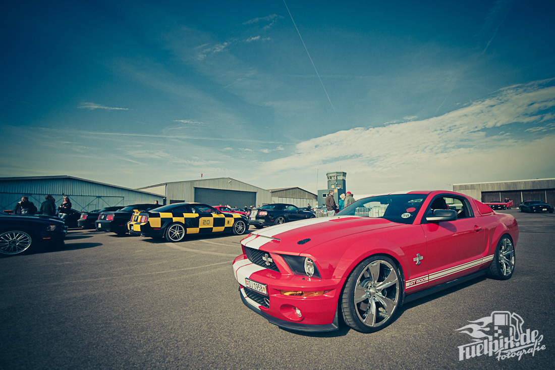 Shelbytreffen 2012 in Rothenburg