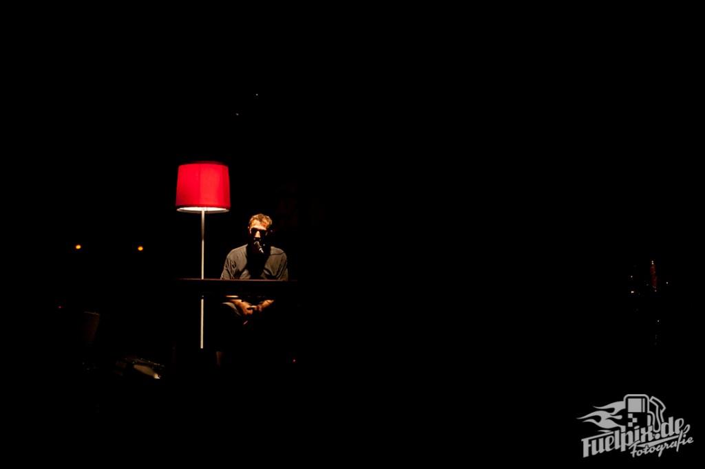 Konzertfotografie Franken Lieder am See, Enderndorf 2012 - Hubert von Goisern und Barclay James Harvest live