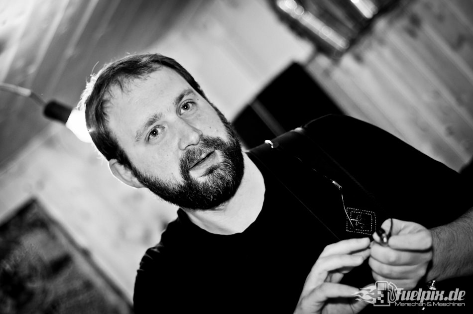 Konzertfotografie Franken – Flaming Moe Rockband aus Fuernheim im Proberaum